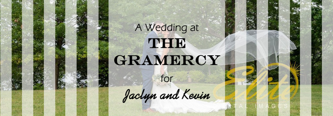 Gramercy in Hazlet Wedding for Jaclyn and Kevin