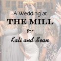 The Mill at Lakeside Manor Wedding for Kali and Sean
