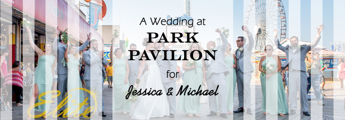 Park Pavilion Wedding for Jessica and Michael