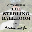 Sterling Ballroom at The Double Tree Wedding for Rebekah and Joe