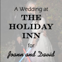 A Windsor Ballroom at the Holiday Inn Wedding for Joann and David