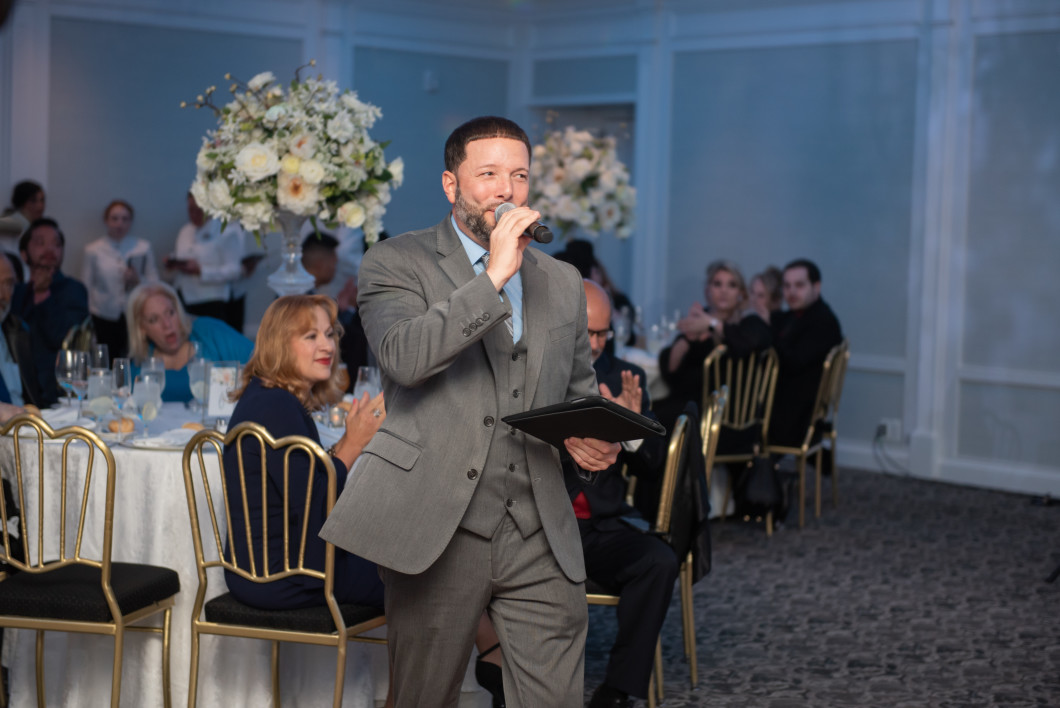 Elite Entertertainment _ Tom Monaco _NJ Wedding _ The Mill Spring Lake Manor Wedding