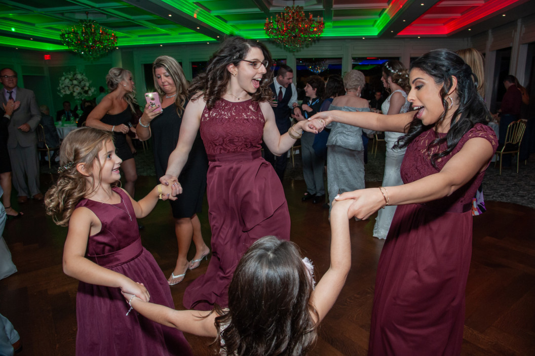Elite Entertertainment _ NJ Wedding _ The Mill Spring Lake Manor Wedding