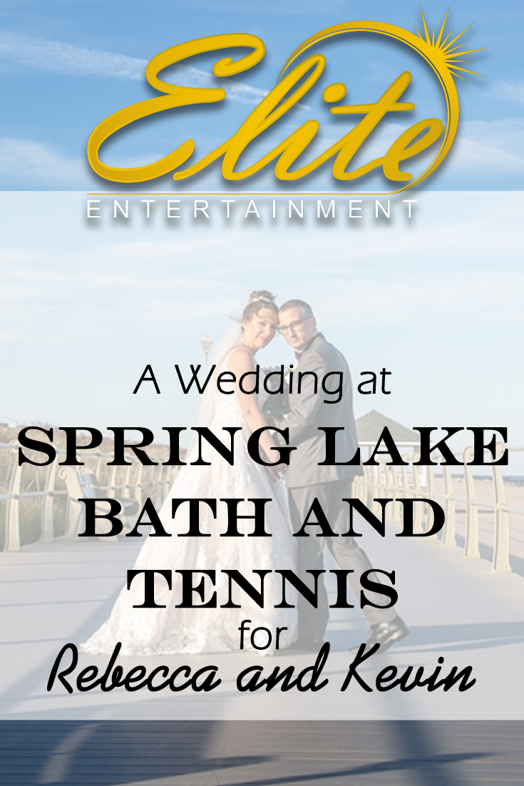 pin - Elite Entertainment - Wedding at Spring Lake Bath and Tennis for Rebecca and Kevin